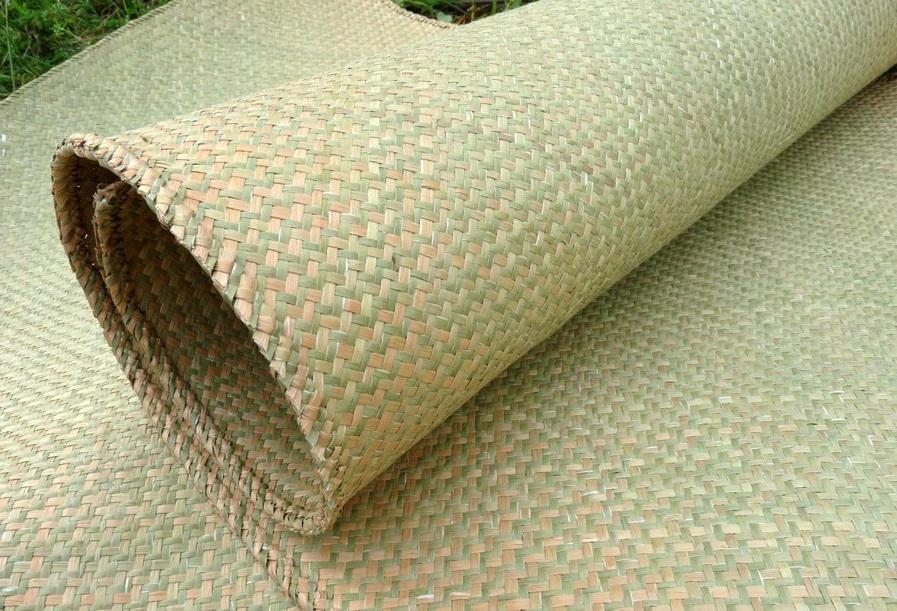 (67)- Khôi phục nghề đan đệm bàng ở thị trấn Ba Chúc từ tổ hợp tác