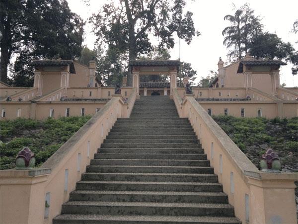 Đền Vua Lê ở Cao Bằng - Di tích chứa đựng nhiều giá trị văn hóa lịch sử