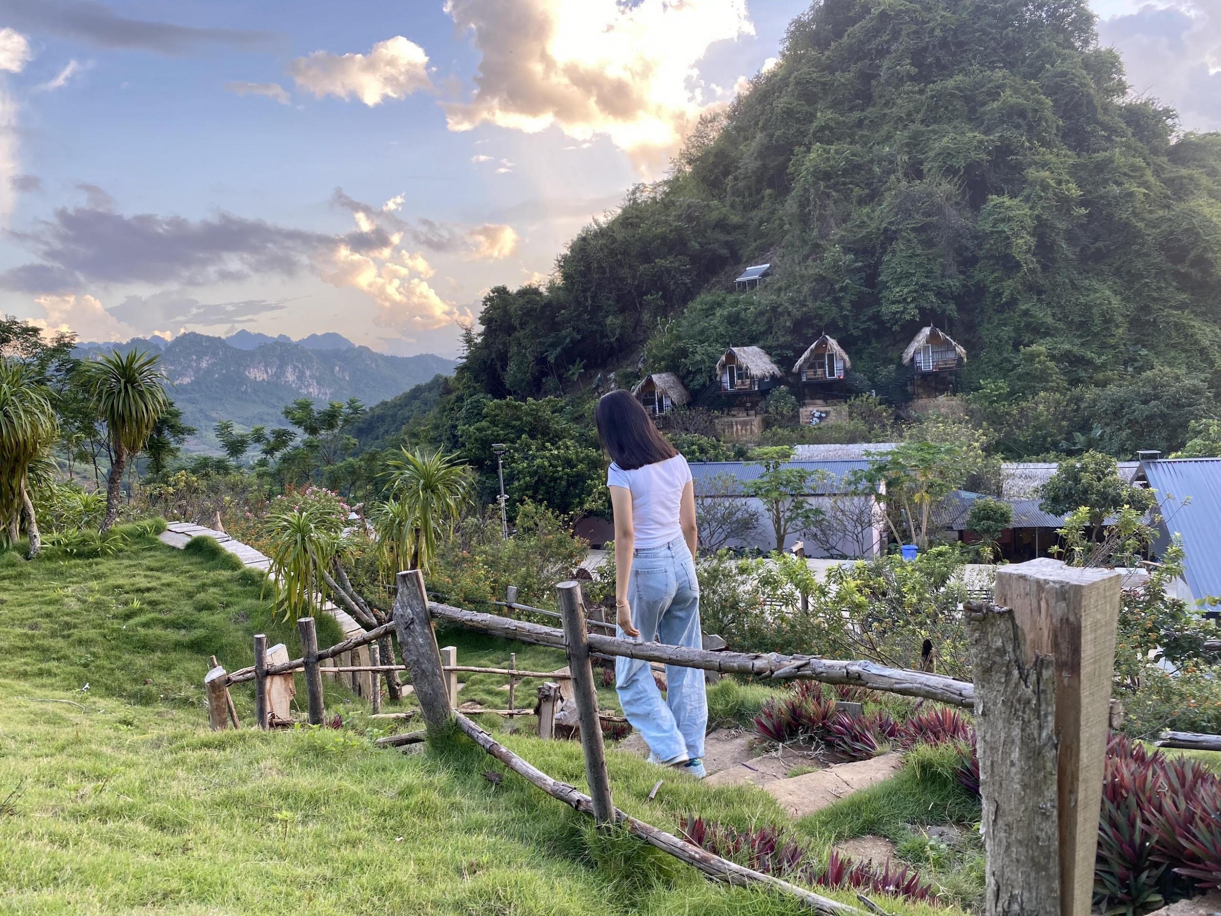 Đưa nhau đi trốn đến homestay Phố núi Tình yêu