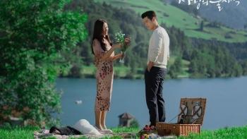 Cần gì sang Thụy Sĩ như Hyun Bin, Việt Nam có cánh đồng thảo nguyên xanh 'hạ cánh' tuyệt đẹp