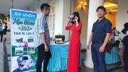 Mộc Châu quảng bá du lịch bằng công nghệ thực tế ảo