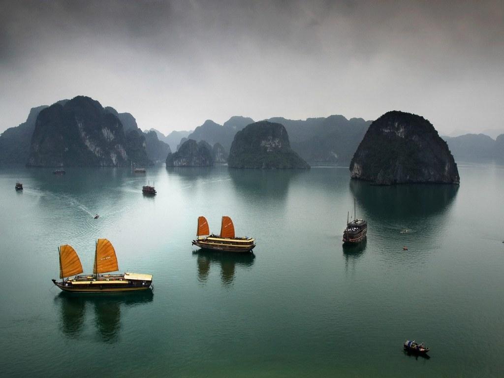 14 đường bờ biển đẹp nhất thế giới