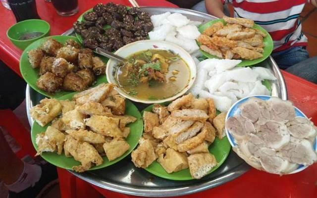 Vi vu các địa điểm ăn uống ở Hà Nội với nhiều món ngon 'đỉnh' nhất