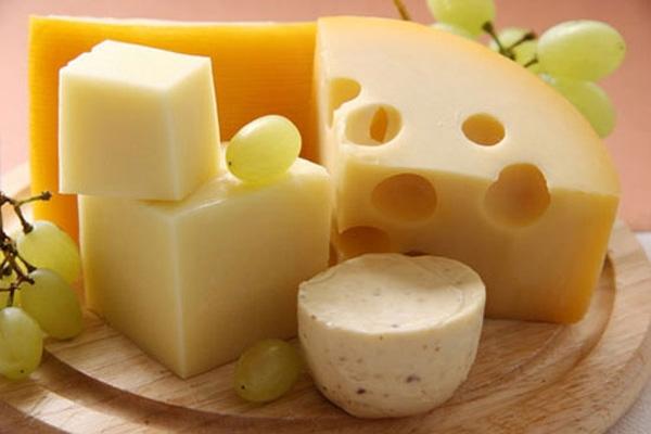 Thực phẩm chứa Cholesterol