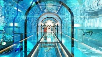 Khám phá Hồ bơi nhân tạo sâu nhất thế giới