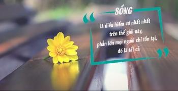 song co dam me thi cuoc song se tro nen y nghia hon