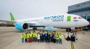 may bay boeing 787 9 dreamliner dau tien ve voi doi bay cua bamboo airways