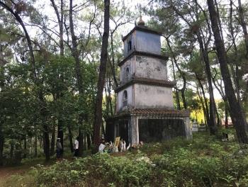 Tháp Bồ Đề - một công trình văn hóa tâm linh chưa nhiều người biết