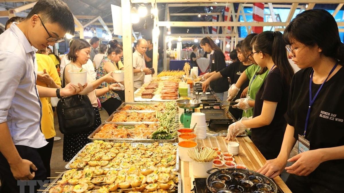 Liên hoan ẩm thực quốc tế 2020 sẽ diễn ra vào ngày 06/12/2020