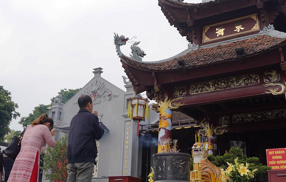 Đền Cửa Ông: Ngôi đền thiêng có kiến trúc độc đáo