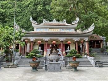 Về thăm đền Rồng - đền Nước