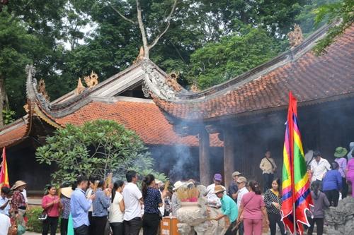 Linh thiêng Lam Kinh