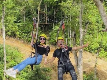 Công viên Kong Forest được nhận 2 kỷ lục Việt Nam