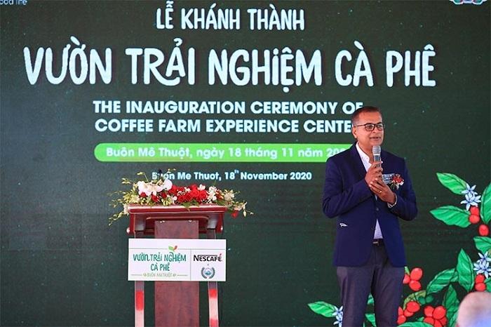 Nestlé Việt Nam khánh thành