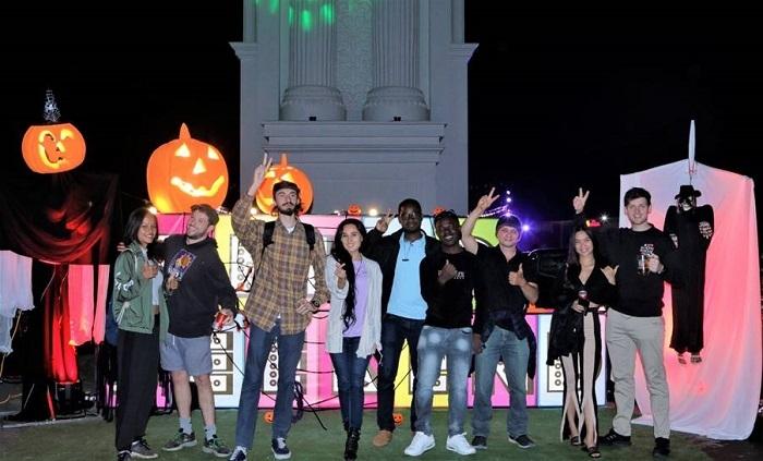 Sự kiện Danko Square – điểm nhấn hút khách du lịch trong và ngoài nước