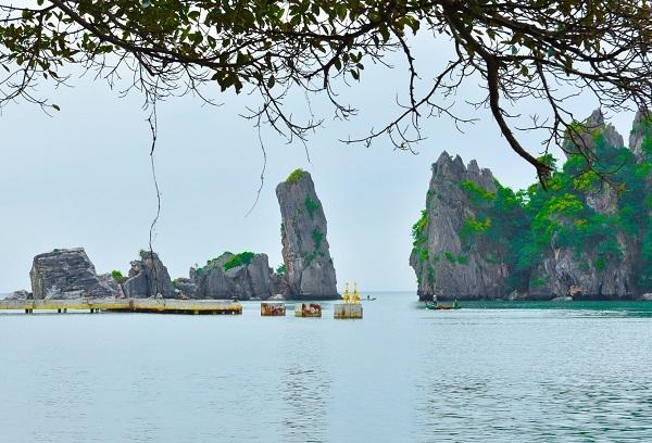 Kiên Giang: Khu du lịch chùa Hang- Hòn Phụ tử chính thức mở cửa đón khách trở lại