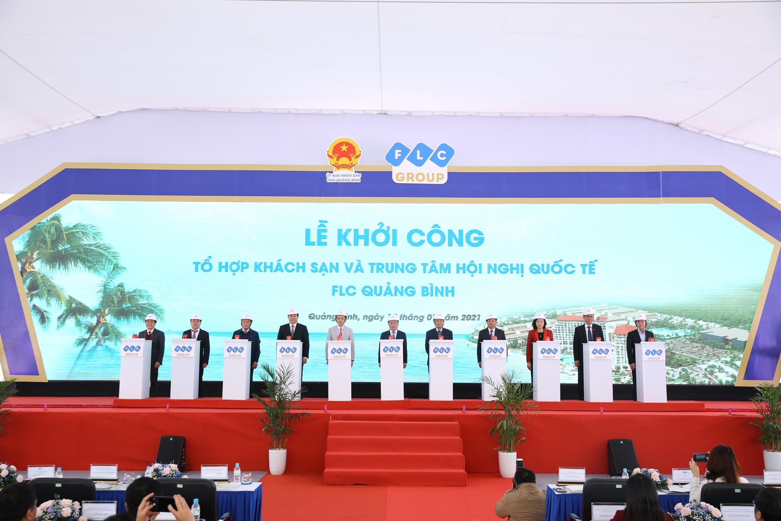 Dự án có quy mô bậc nhất miền Trung, Làn gió mới của du lịch Quảng Bình