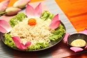 Hue vegetarian rice