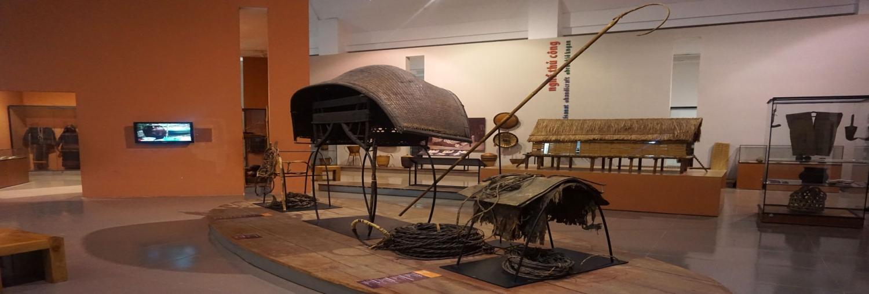 Bảo tàng Đắk Lắk - Vạn góc sống ảo tuyệt đỉnh