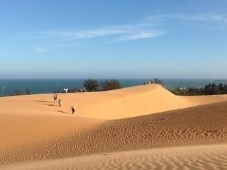 Discovery: Sand Dunes - Fishing Village - Hon Rom Beach (Mui Ne-Phan Thiet)