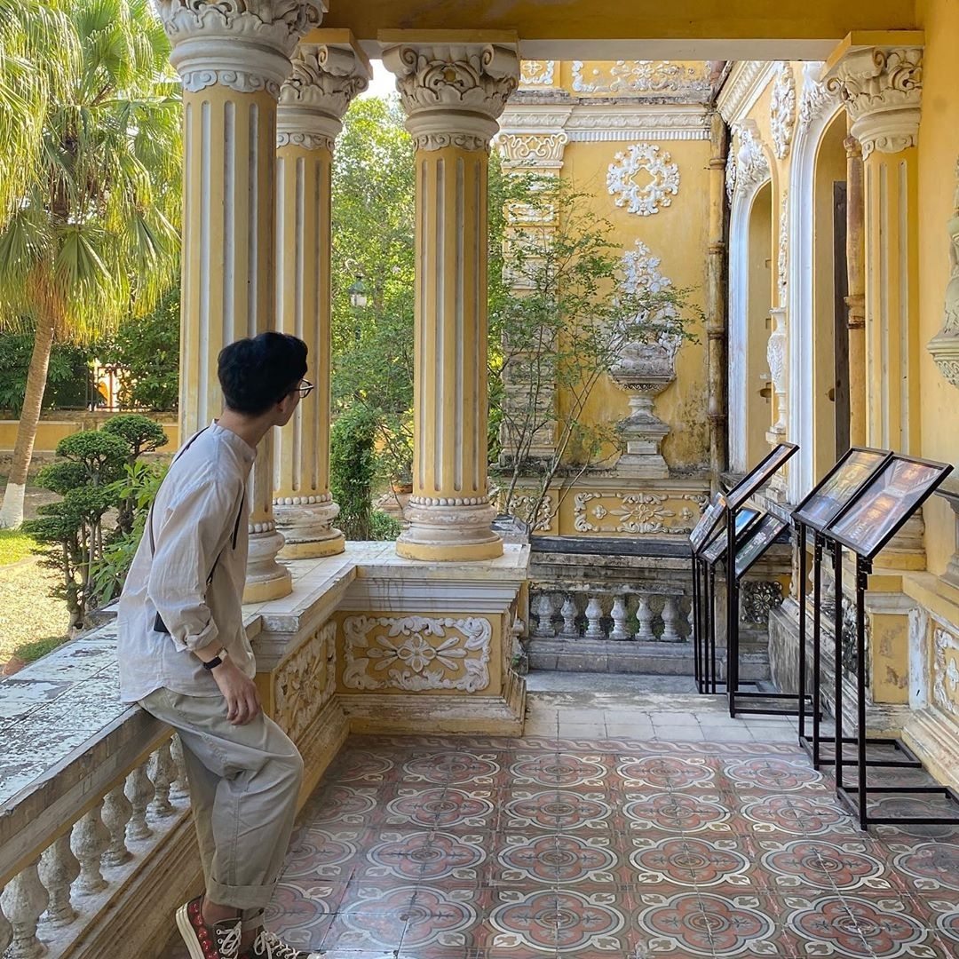 An Dinh Palace: Architectural heritage of Hue ancient capital